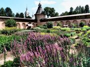 Inside a Monastery - Suzdal