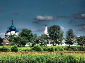 The Kremlin - Suzdal
