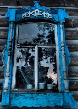 Window - Tomsk