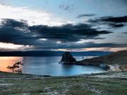 Sunset - Olkhon