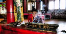 Child Monk - Amarbayasgalant Khiid