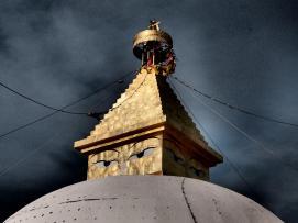 Stupa - Amarbayasgalant Khiid