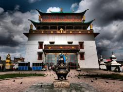 Gandan Khiid - Ulaanbaatar