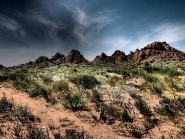 Some rocks - Ikh Gazryn Chuluu