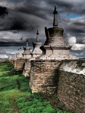 Walls - Erdene Zuu Khiid