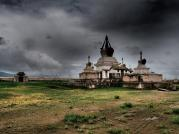 The main stupa - Erdene Zuu Khiid