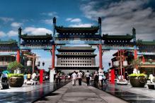 Zhengyang Gate - Beijing