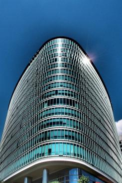 Sunlight and glass - Beijing
