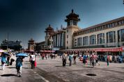 Train Station - Beijing