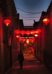Red lanterns - Pingyao