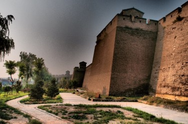 The walls - Pingyao