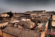 Roofs - Pingyao