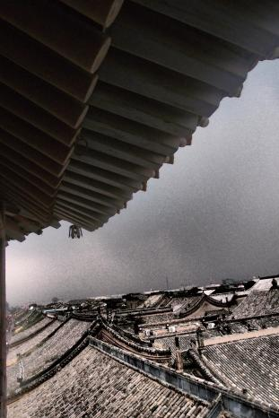 More roofs - Pingyao