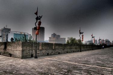 City walls - Xian