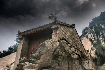 Ruins - Hua Shan