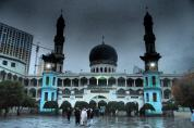 Going to the mosque - XIning