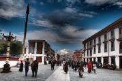The Barkhor Circuit - Lhasa