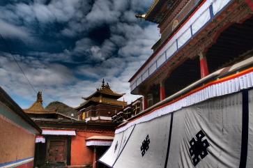Tashilhunpo Monastery - Shigatse