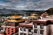 Roofs - Tashilhunpo Monastery