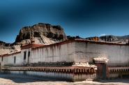 Tholing Monastery - Zada
