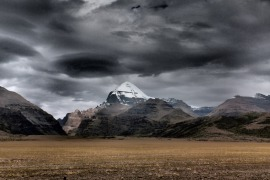 Getting closer to Mount Kailash